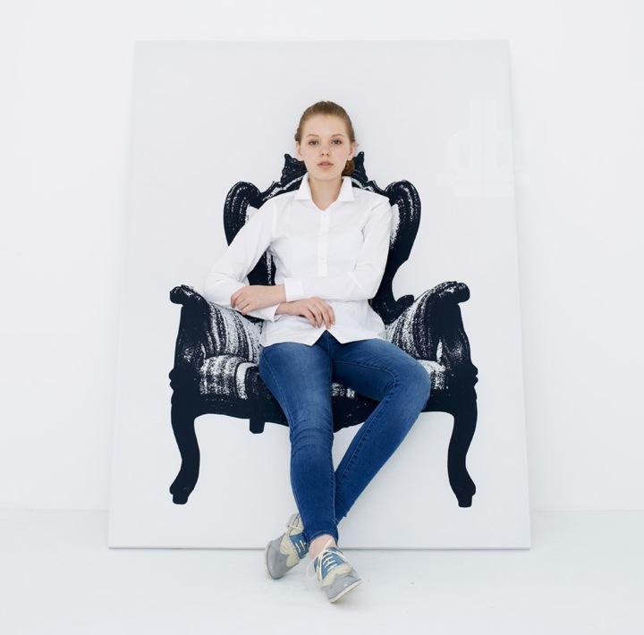 Картины Canvas Furniture как предмет мебели