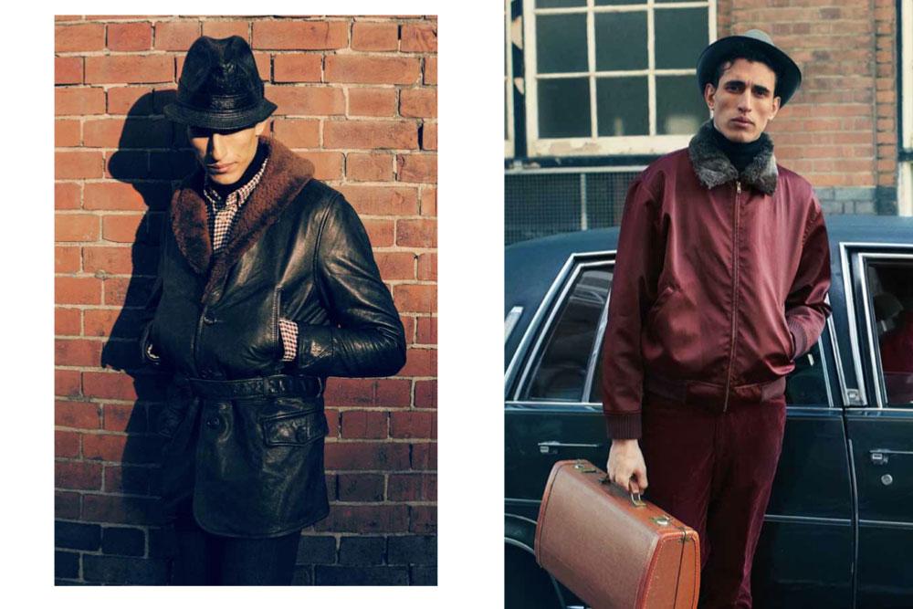 Коллекция одежды Levi's Vintage Осень/Зима 2013