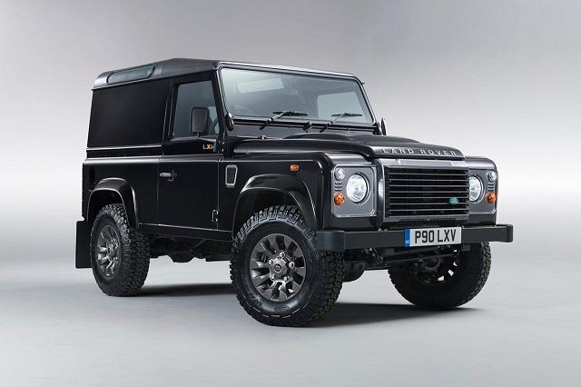 Land Rover выпустит в России спецверсию Defender LXV