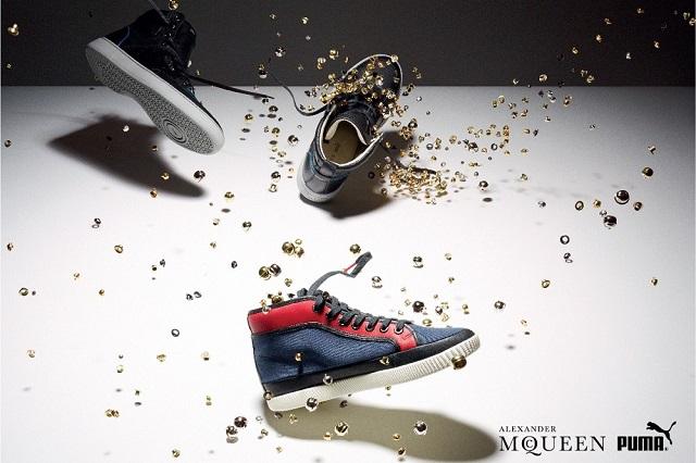 Лимитированная коллекция дизайнерской обуви PUMA Black Label