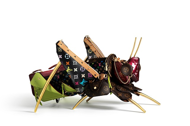 "Выставка Louis Vuitton ""Traveling Curiosities"""