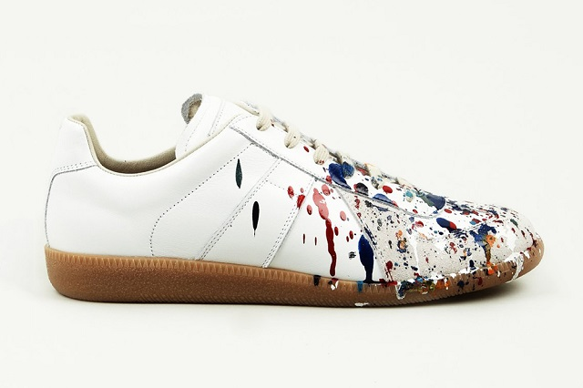 Реплика Maison Martin Margiela 22 Hand Painted Color Drops