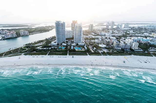 Майами – жемчужина у океана