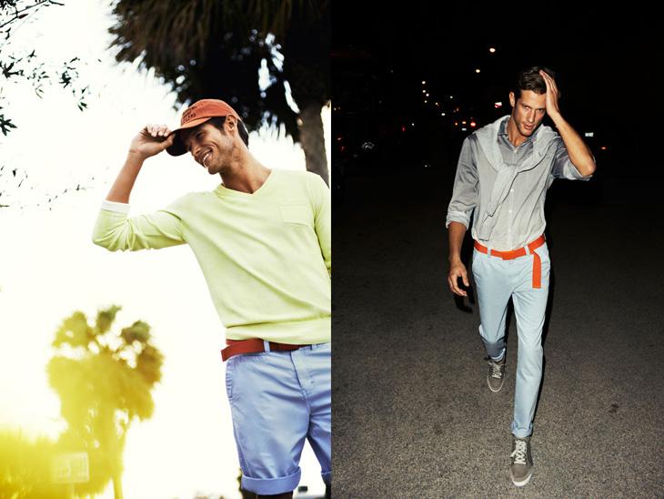 Мужская одежда Reserved Весна/Лето 2013