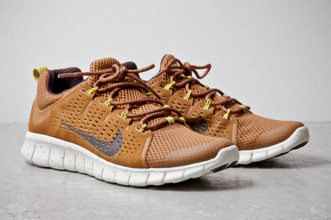 Кроссовки Nike Free Powerlines+ II «Two-Tone Brown»