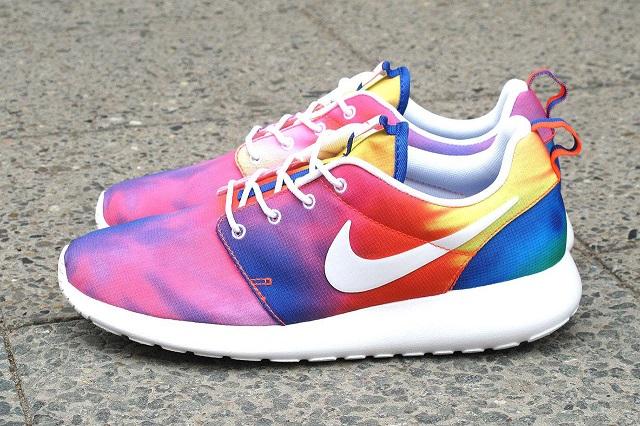 "Кроссовки Nike Roshe Run ""Tie Dye"""