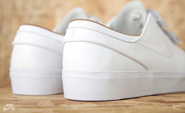 "Кеды Nike SB Zoom Stefan Janoski ""Velcro"""
