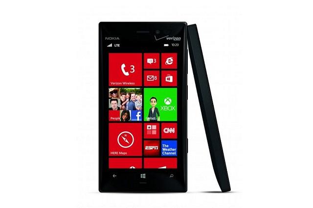 Nokia анонсировала новый смартфон Lumia 928