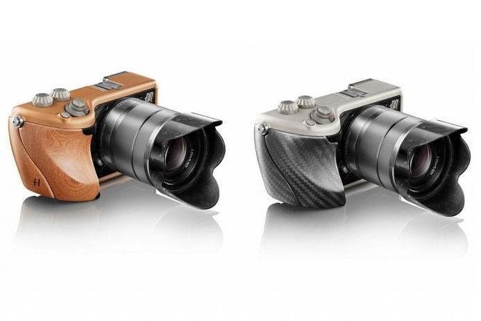 Новая фотокамера Hasselblad Lunar
