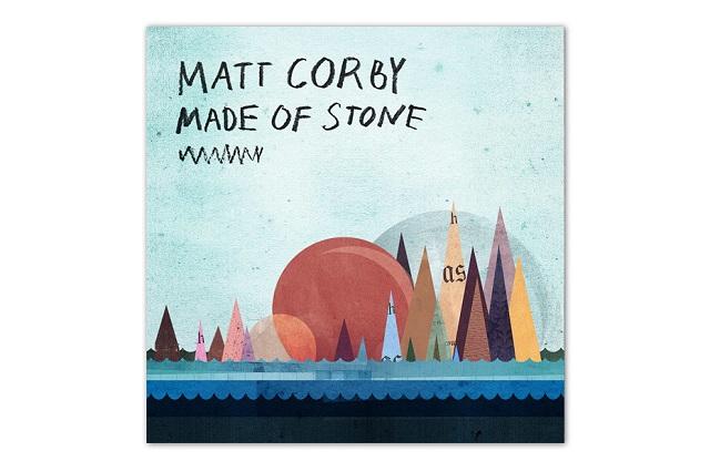 Новый альбом Made Of Stone Мэтта Корби