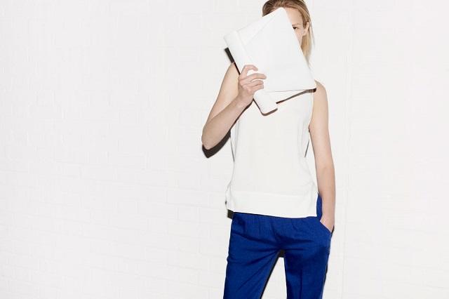 Новый лукбук Zara Май 2013