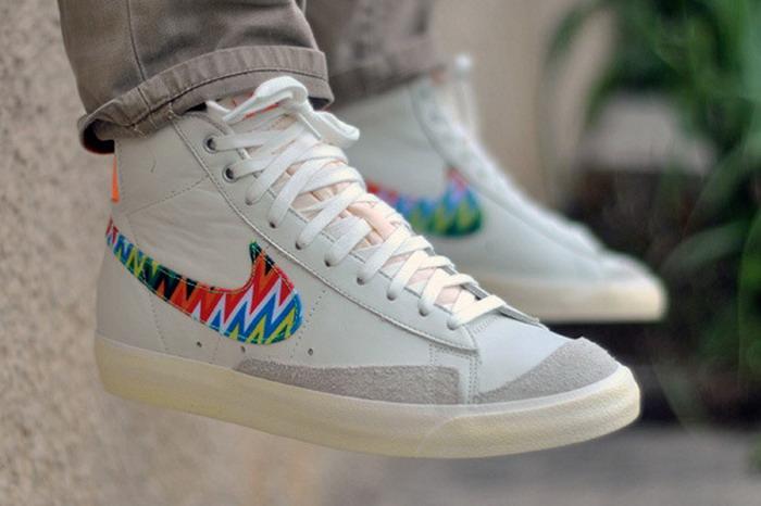 """Превью Nike Sportswear Blazer '77 """"Zig-Zag"""""""