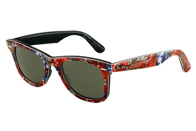 Культовые очки Ray Ban Wayfarer коллекция Лето 2013