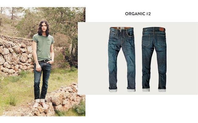 Рекламная кампания Organic Cotton от Pull and Bear
