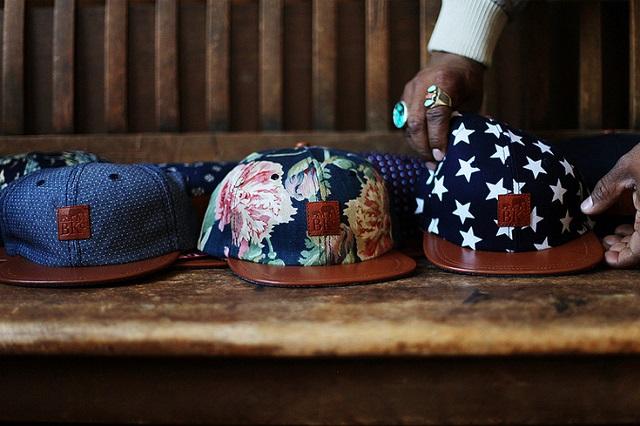 The Brooklyn Circus представили новую коллекцию кепок Весна/Лето 2013