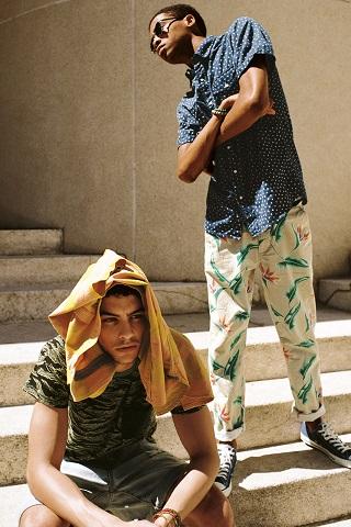 Летний лукбук Urban Outfitters 2013