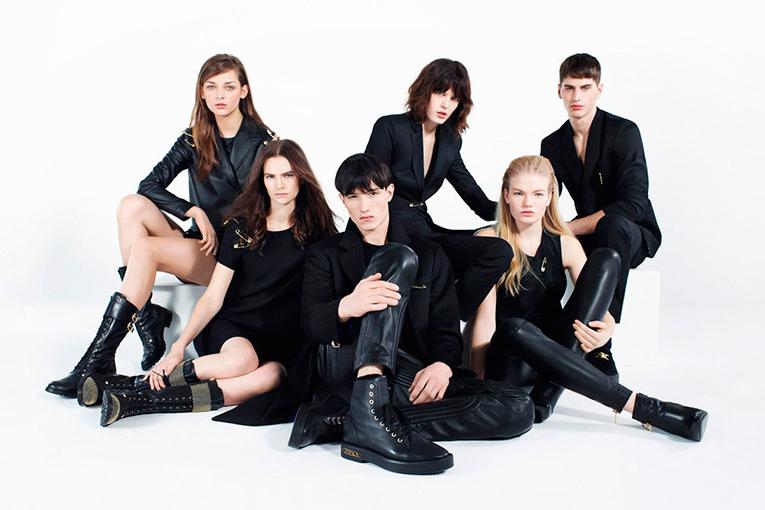Кампания Versus Versace Весна/Лето 2013