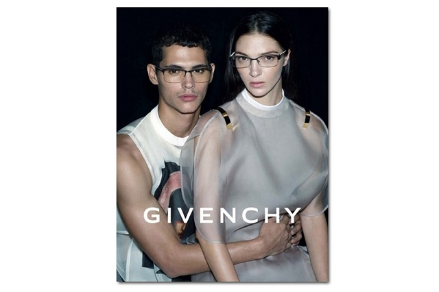 Весенне-летняя коллекция оптики Givenchy