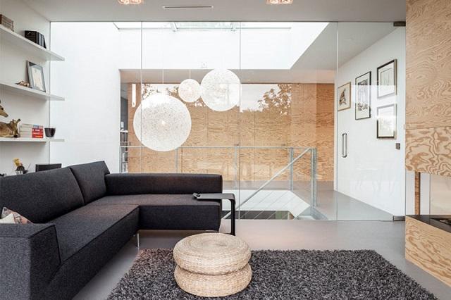 Вилла «Villa» V от Paul de Ruiter Architects