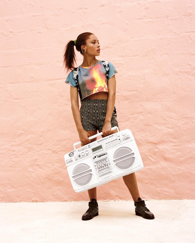 Звездные лица каталога Urban Outfitters Май 2013