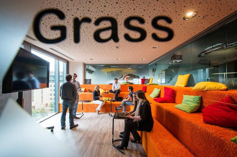 Европейская штаб-квартира Google в Дублине
