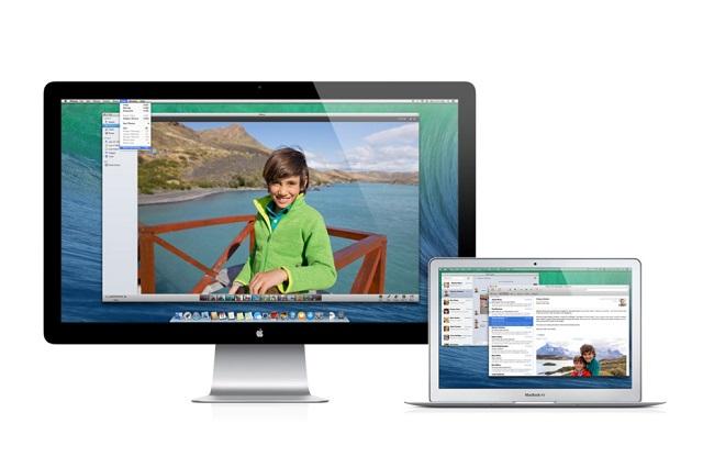 Apple OS X Mavericks – новая настольная операционная система