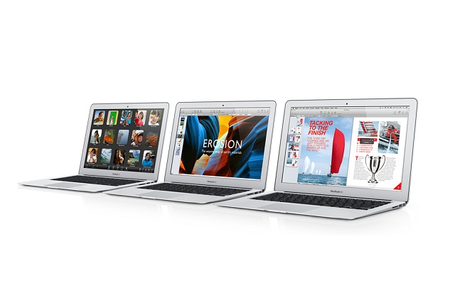 Новые Apple MacBook Air