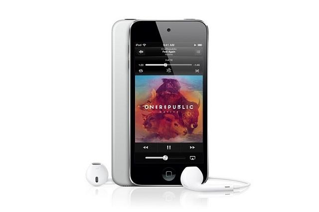 Apple выпустил бюджетный iPod Touch 5