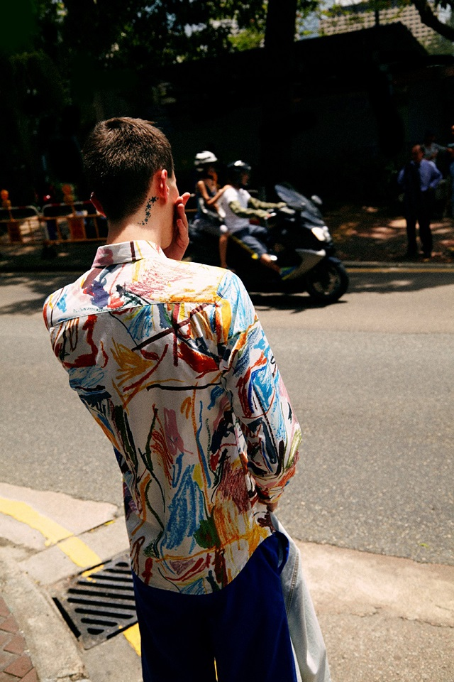 Коллекция одежды Backroom Лето 2013