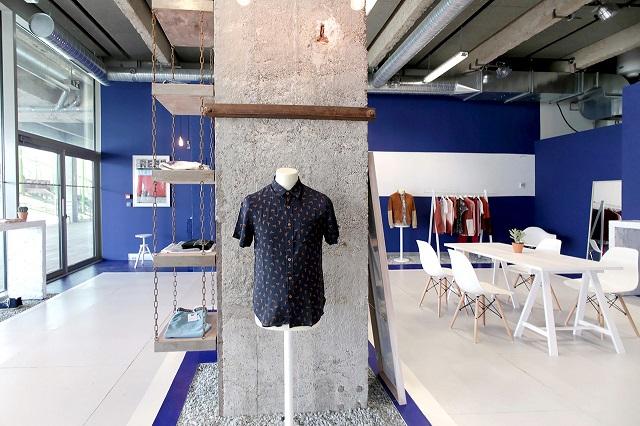Новый флагманский магазин BWGH в Париже