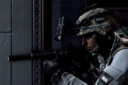 Дебютный трейлер Call of Duty: Ghosts