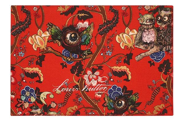 Коллекция аксессуаров Chapman Brothers x Louis Vuitton Осень/Зима 2013