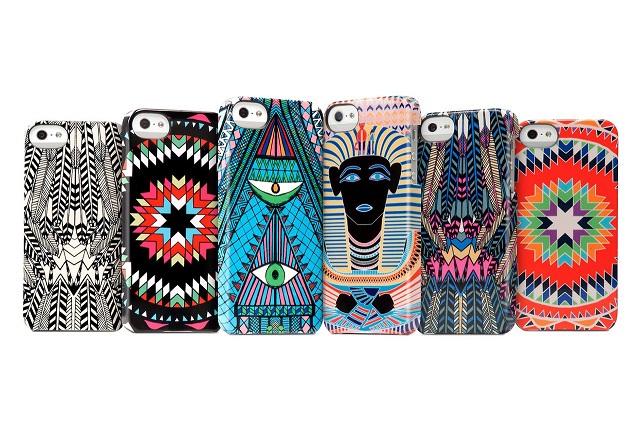 Чехлы для iPhone 5 от Мару Хоффман x Incase