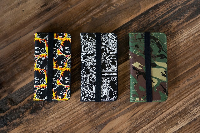 Чехлы для iPhone 5 от The Hundreds x HEX