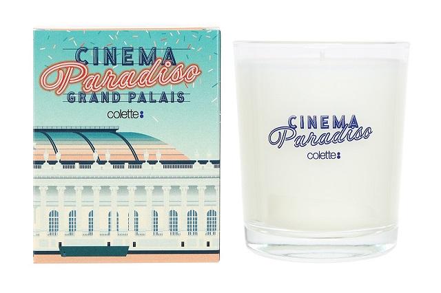 Свечи Colette x Cinema Paradiso