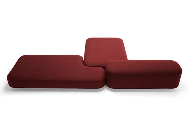 Новая коллекция мебели Viccarbe от Наото Фукасава