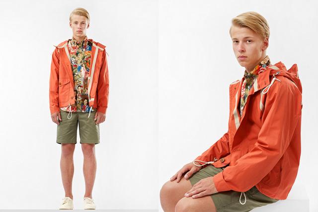 Цветные рубашки в новом лукбуке магазина FOTT