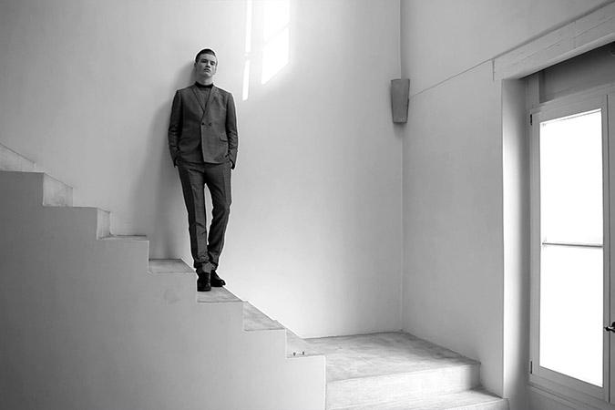 Лукбук Dior Homme Осень 2013