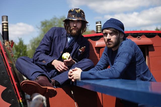 Коллекция одежды Gloverall Весна/Лето 2014