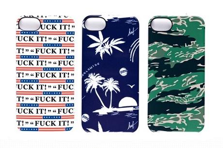 Чехлы для iPhone 5 от HUF x Incase