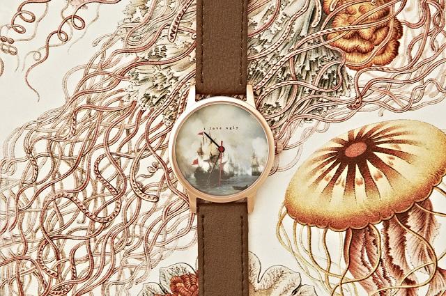 Июньская коллекция часов I Love Ugly 2013