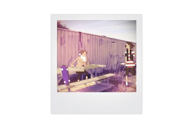 Фотограф Джерин Миллер и выставка «Pixels and Polaroids»
