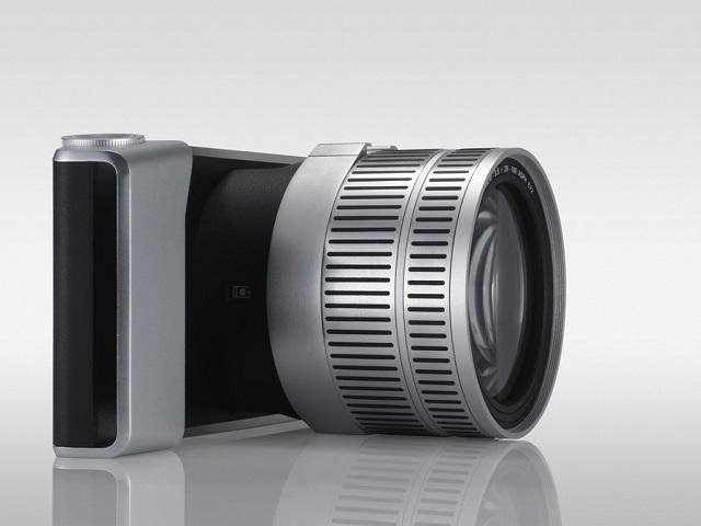 Камера будущего: Wvil с беспроводным объективом