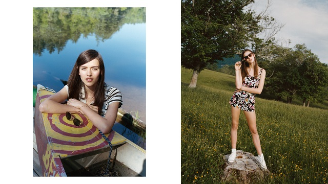 Каталог Urban Outfitters Summer Camp Лето 2013