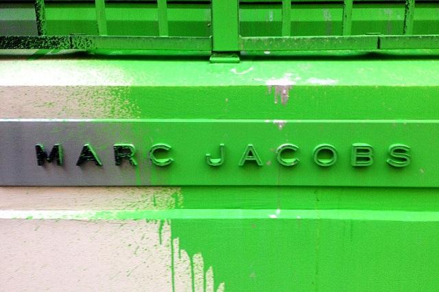 Kidult снова разукрасил магазин Marc Jacobs