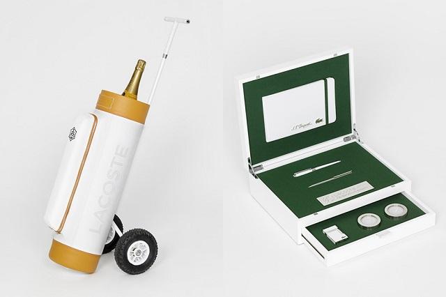 Девять брендов создали уникальные изделия в честь юбилея Lacoste