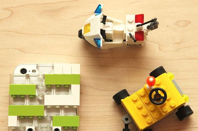 Lego-блок для iPhone от дизайнерской студии KBme2