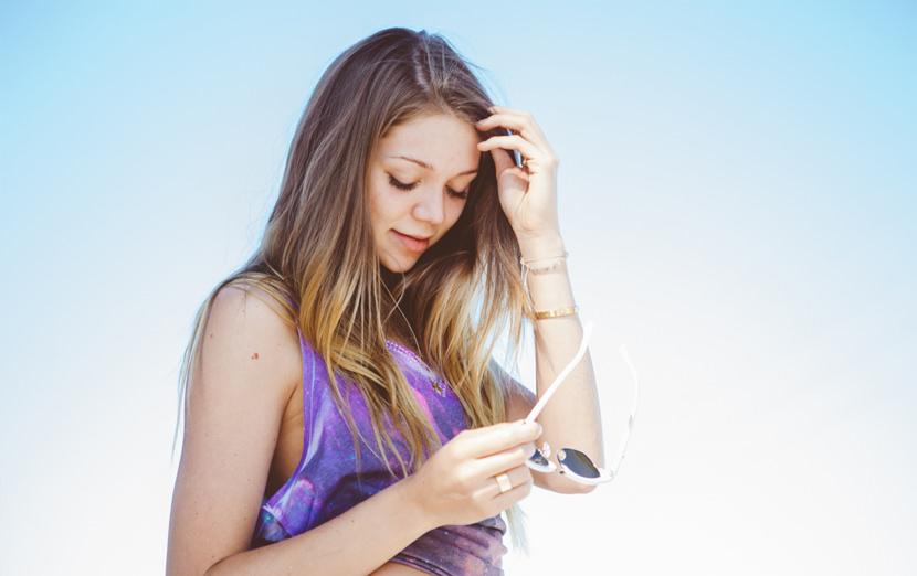 Лукбук летней коллекции одежды марки Hype