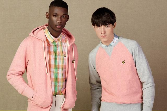 """Коллекция """"Classic British Sportswear"""" от Lyle & Scott Лето 2013"""