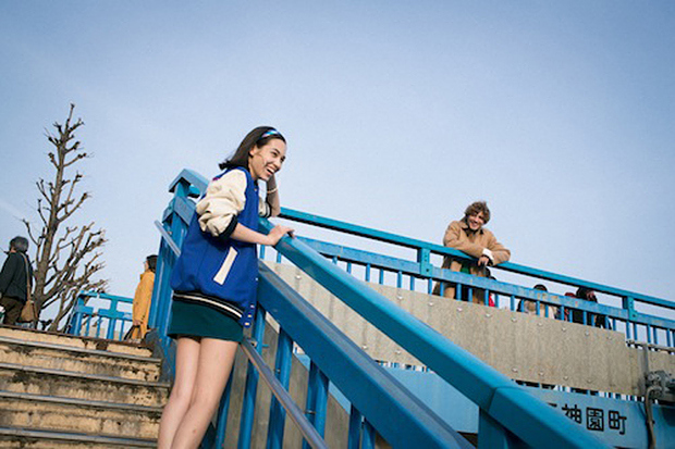 "Лукбук ""High School Lovers"" от Maison Kitsuné Осень/Зима 2013"